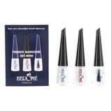 Afbeelding vanHerome French Manicure Set Mini 3 X 4 Ml (3x4ml)