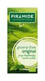 Afbeelding vanPiramide Groene thee eko original (20 zakjes)