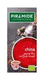 Afbeelding vanPiramide China thee looizuur arm (20 zakjes)