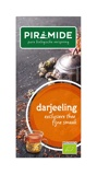 Afbeelding vanPiramide Darjeeling thee eko (20 zakjes)