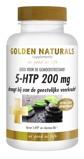 Afbeelding vanGolden Naturals 5 htp 200 mg 60 capsules