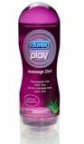 Afbeelding vanDurex Play Massage 2 In 1 Aloë Vera 200 ml