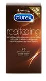 Afbeelding vanDurex Condooms Real Feeling Latex Vrij 10 stuks