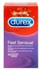 Afbeelding vanDurex Feeling Sensual Condooms 12 Ultra Dunne