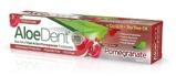 Afbeelding vanAloeDent Aloe Vera Triple Action Pomegranate Tandpasta 100ML