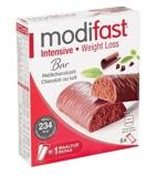 Afbeelding vanModifast Snack & Meal Lunchreep Melkchocolade 6 X 31 gram, 6x31 gram