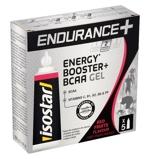 Afbeelding vanIsostar Energiegel Endurance BCAA rode vruchten 5x 20 g