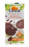 Afbeelding vanCereal Choco rijstwafels suikervrij 12 x 6 95g