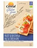 Afbeelding vanCereal Crackers Rijst Kastanje Glutenvrij Biologisch 250GR