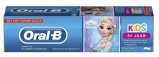 Afbeelding vanOral B Tandpasta Frozen / Cars (75ml)