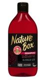 Afbeelding vanNature Box Shampoo Granaatappel Olie 385ML