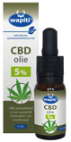 Afbeelding vanWapiti CBD Olie 5% (10 ml)