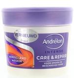 Afbeelding vanAndrelon Intense Care & Repair Voor Droog Beschadigd Haar Herstellend Masker (250ml)
