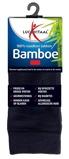 Afbeelding vanLucovitaal Bamboe Sok Lang Blauw 35 38 (1paar)