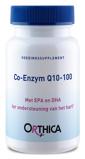 Afbeelding vanOrthica Co enzym q10 100 30 softgel capsules