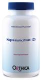 Afbeelding vanOrthica Magnesium citraat 125 (90 capsules)