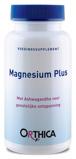 Afbeelding vanOrthica Magnesium Plus (60Cap) OOA6080