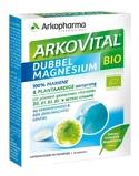 Afbeelding vanArkopharma Arkovital Dubbel Magnesium Bio Tabletten 30TB