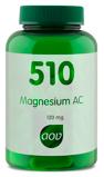 Afbeelding vanAOV 510 Magnesium AC Glycinaat (60 capsules)