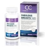 Afbeelding vanCobeco Cosmetic Fabulous Breasts, 90 tabletten