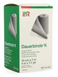 Afbeelding vanDauerbinde K Zwak Elastische Zwachtel 7 M X 10 Cm, 1 stuks
