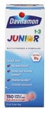 Afbeelding vanDavitamon Junior 1+ Multivitamines en Mineralen 150 tabletten