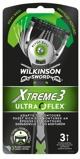 Afbeelding vanWilkinson Xtreme3 ultraflex wegwerpscheermesjes 3 stuks