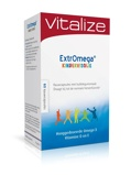 Afbeelding vanVitalize Extromega Kindervisolie Capsules 60CP