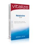 Afbeelding vanVitalize Melatonine slaap 4.99 mg 30 tabletten