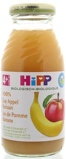 Afbeelding vanHipp 4m+ sap appel banaan 200ml