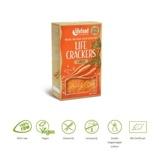Afbeelding vanLifefood Life crackers wortel (80 gram)