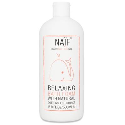 Afbeelding van Naif Baby Relaxing Bath Foam 500ML