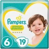 Afbeelding vanPampers Premium Protection Xl S6, 19 stuks