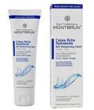 Afbeelding vanMontbrun Eau Thermale Rich Moisturizing Cream 50Ml Droge huid