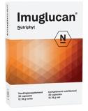 Afbeelding vanNutriphyt Imuglucan Capsules 30CP