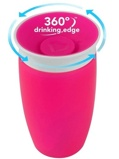 Afbeelding vanMunchkin Miracle 360 Sippy Cup 296 ml roze