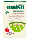 Afbeelding vanamisa Fruity oat muesli 325 Gram