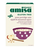 Afbeelding vanamisa Pure porridge oats apple & cinnamon spice 300 Gram
