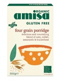 Afbeelding vanamisa Four grain porridge 300 Gram