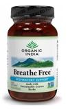 Afbeelding vanOrganic India Breathe free bio caps (90 capsules)