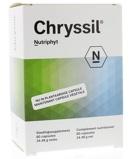 Afbeelding vanNutriphyt Chryssil Capsules 60CP