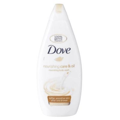 Afbeelding van Dove Nourishing Care & Oil Douchecrème 250ML