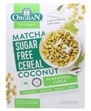 Afbeelding vanOrgran Sugar free cereal matcha & coconut 200 Gram