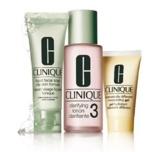 Afbeelding vanClinique 3 step gezichtsreiniging skin type Stuks