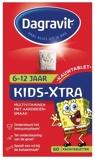 Afbeelding vanDagravit Multi Kids Aardbei 6 12 Jaar, 60 Kauw tabletten