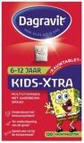 Afbeelding vanDagravit Multi Kids Aardbei 6 12 Jaar, 120 Kauw tabletten