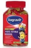 Afbeelding vanDagravit Kids Xtra vitaminions gums 6+ (60 gummies)