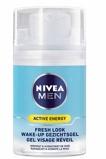 Afbeelding vanNivea Men Active Energy Fresh Look Wake Up Gezichtsgel 50ML
