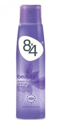 Afbeelding van 8X4 Deodorant spray beauty