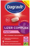Afbeelding vanDagravit Ijzer complex forte 48 tabletten